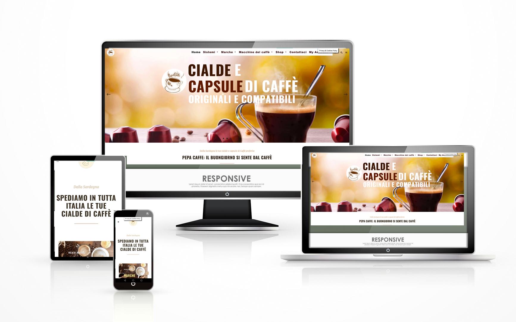 pepa caffe vendita online