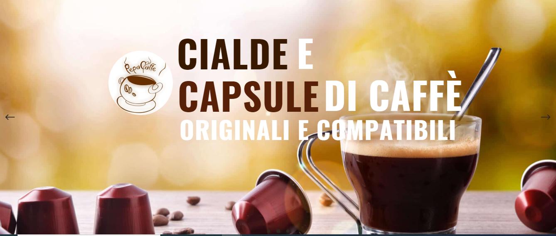 Pepa Caffe home page