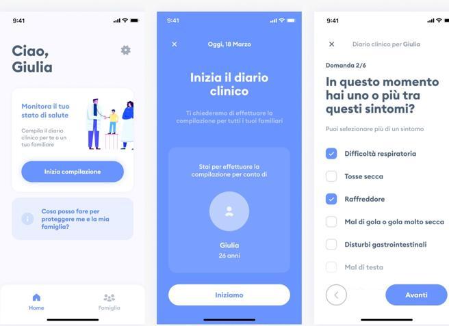 Coronavirus, pronta la app italiana per tracciare i contagi: «Così possiamo fermare l'epidemia»